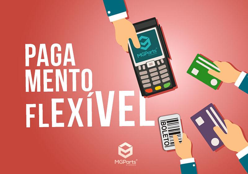 pagamento flexível