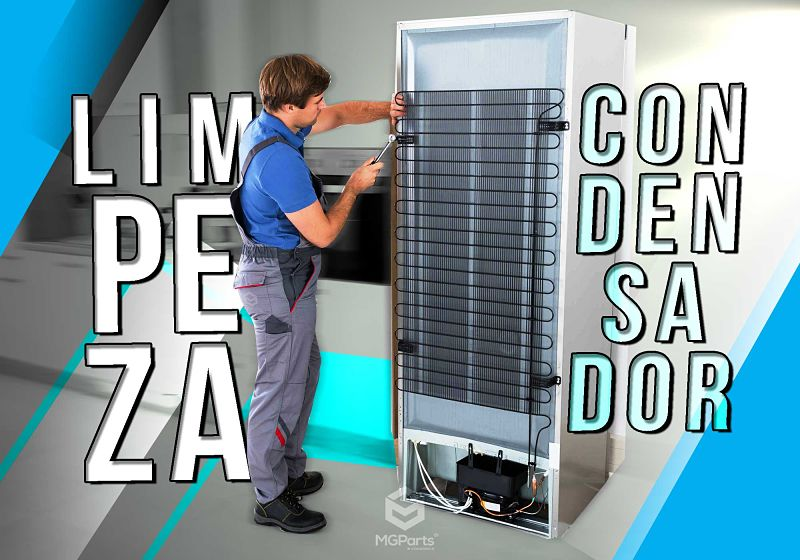 limpeza de condensador