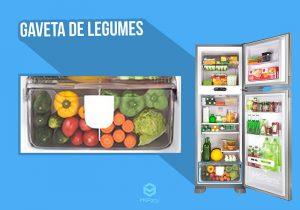 O que guardar na gaveta da geladeira