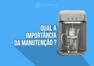 Importância da manutenção de filtros de água