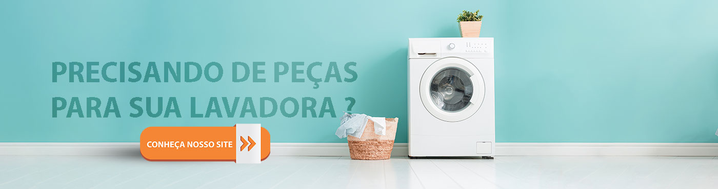 precisando de peças para sua lavadora? Visite o site MGParts